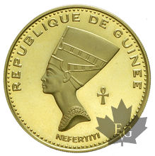 REPUBLIQUE DE GUINÉE-1970-5000 FRANCS-NEFERTITI-proof