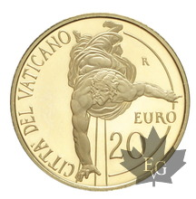 Vatican-2012-20 euro gold-or-3.000 ex.