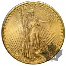 USA- 20 dollars or gold - Saint Gaudens