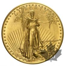 USA- 1 once or - 50 dollars gold