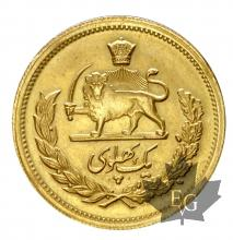 Iran - 1 Pahlavi or gold