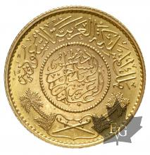 Saudi Arabia - or gold