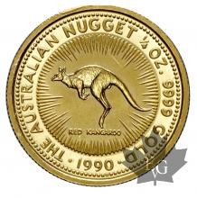 Australie - 1/4 oz -25 dollar gold