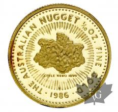Australie - 1/10 oz -15 dollar gold