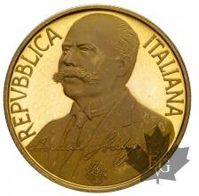 Italie- 50.000 LIRE OR- GOLD- mixed years