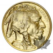 USA- American Buffalo Gold 1 once or
