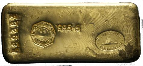 France - Lingot Or - Ingot Gold - Lingotto Oro