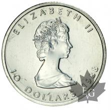 CANADA-1/4 OZ-1/4 once-platinum-mixed years