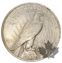 USA - 1 dollar peace