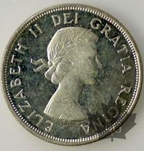 Canada - 1 Dollar Silver-mixed years