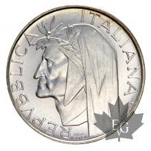 Italie-500 lire DANTE- Silver