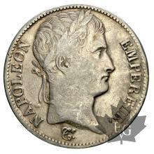 France-5 Francs-Napoléon-dates mixtes