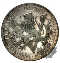 Belgique-1 once argent 1994