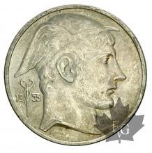 Belgique 20 francs argent
