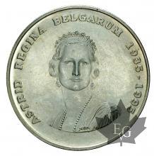Belgique- 250 francs argent-types mixtes