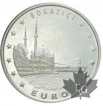 Turquie-1,5/3/4 Milion de Lira-typologies mixtes