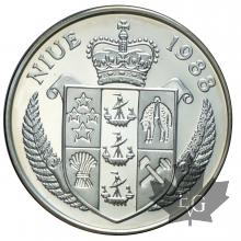 Niue-50 dollars silver-argent-typologies mixtes