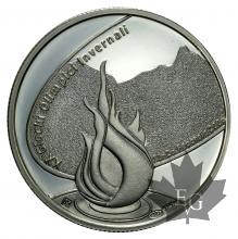Italie-médaille argent Olimpiadi Torino 2006- 20 gr