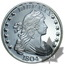 USA-1 once Liberty head-Silver